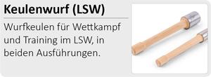 trenas LSW Keulenwurf